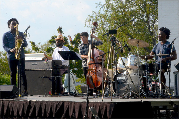 Jazz at the Fort 2018