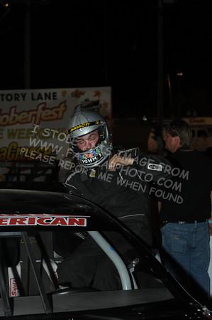 Mid American Stock Car Series Oktoberfest 40 Victory Lane