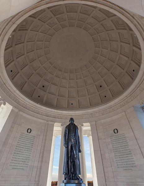 Jefferson Standing Tall