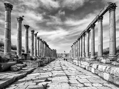 Jerash: Roman City