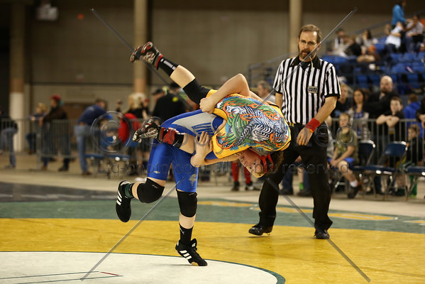 2013 WSWA/Whirlwind Clean & Green. Washington State Folkstyle Championships
