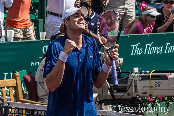 2013 US Men's Clay Court Championship Finals