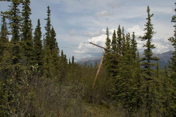 2010 Denali Triple Lakes Trail Hike (May)