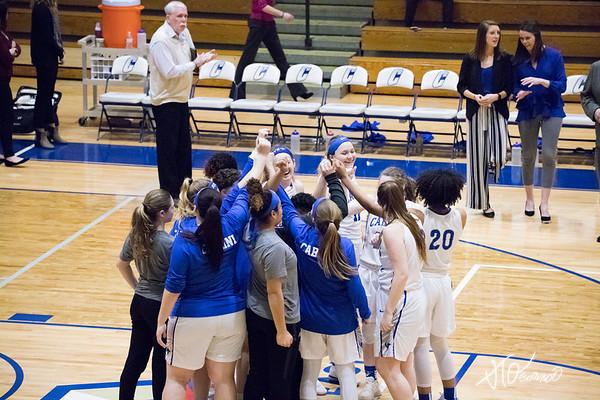 Cabrini University Women's Basketball