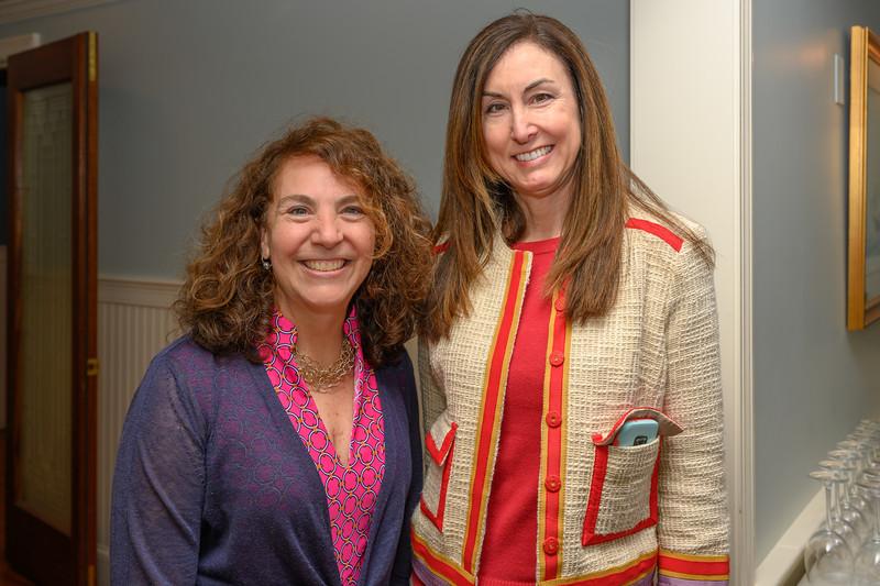 Mary Cavanaugh, Jill Goldsmith