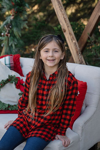 Delaney {Christmas Mini}