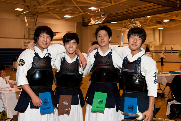 2d US HRK Spring Kumdo Tournament, 2012