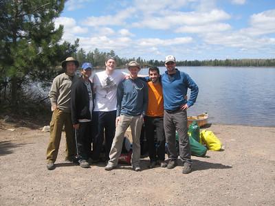 2009 - Boundary Waters Canoe Area May