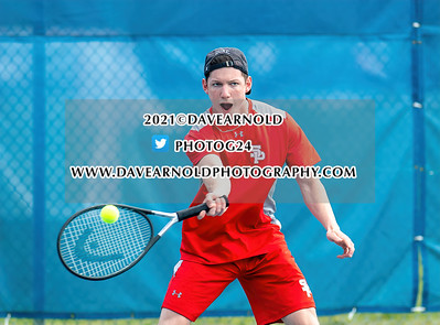 5/13/2021 - Boys Varsity Tennis - South Portland vs Kennebunk
