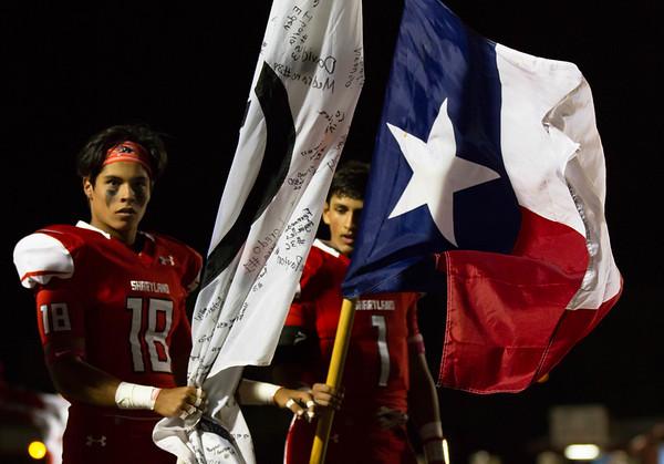 Oct. 27, 2017 - Football - Laredo Nixon vs Sharyland Rattlers - Game Action_GU