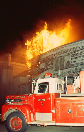 Holbrook, 2nd Alarm Spring St. Feb. 1996