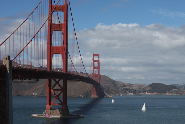 Fall Day in SF - Friday October 5th, 2012
