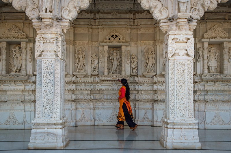 Shree Swaminarayan Temple, Bhuj, Gujarat, India