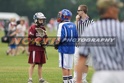 (6th Grade Boys) Huntington Hawks vs. Carden City White