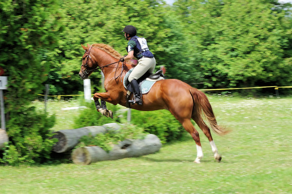 Touch a Rainbow Eventing 2014