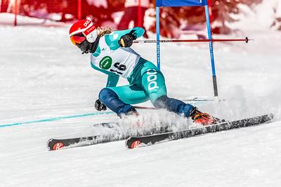 BCSS alpine provincials 2019