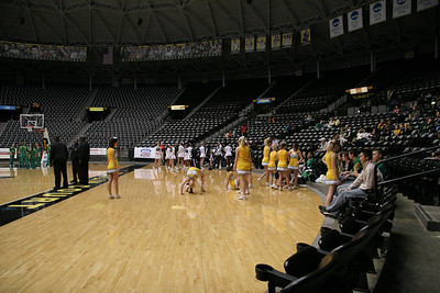 110107 Bishop Carroll vs Wichita East Girls