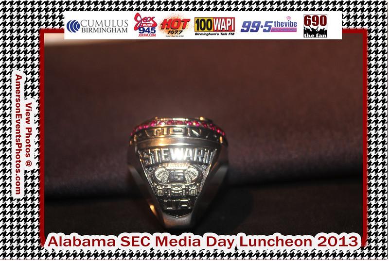 SEC Media Day 2013