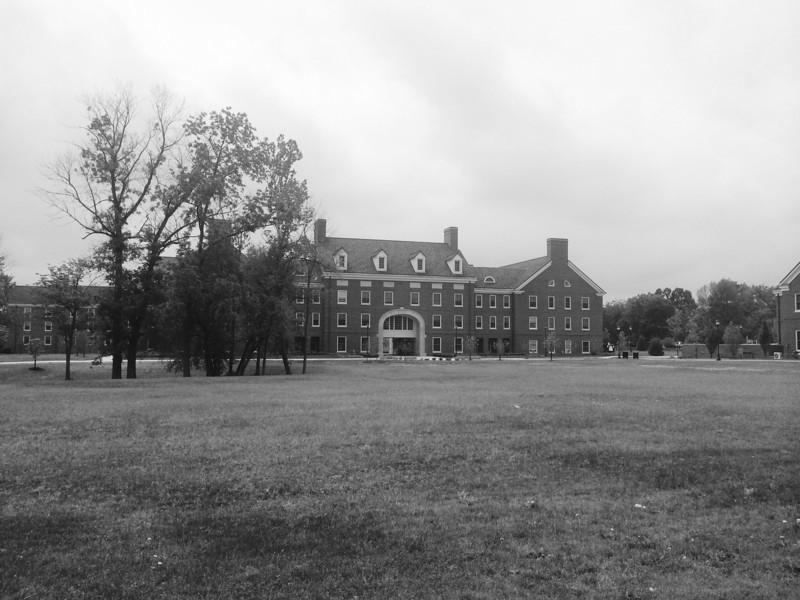 Ethridge Hall. Newest MET quad dorm