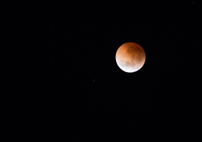 Lunar eclipse July 2018