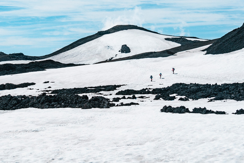 Trekking The Laugavegur Trial in Souther Region, Iceland 2017