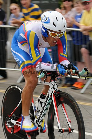 Olympic Mens Time Trial - 1st August 2012