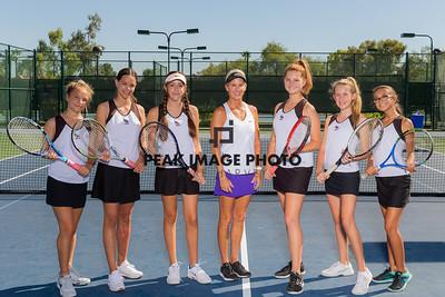 Frosh Girls Tennis 2018 for Sale