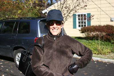 Kellerman Visit November 2011