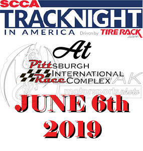 The June 6th SCCA TNIA Event at Pitt Race