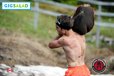 Sandbag Carry 1000-1030