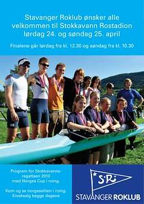 2010 - Stokkavannsregattaen med norges cup