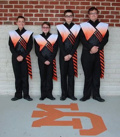 2016 JMHS Marching Band