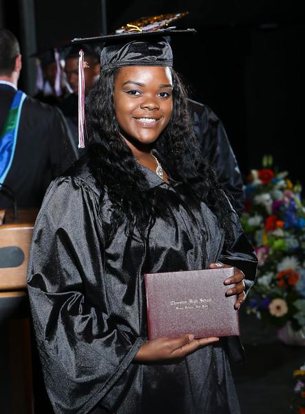 Thornton High School Graduation Ceremony
