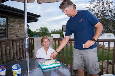 Mom's 77th Birthday