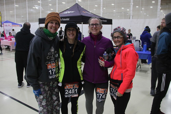 Liberty Hospital Half marathon and Jewel 5K 2019