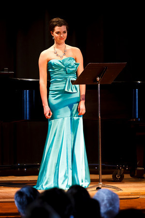 Christa Schallock, Senior Recital (4.3.11)