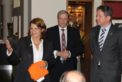 Ontmoeting Minister en Ambassadeur 5 Oktober 2011