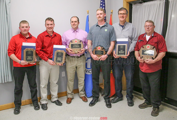 Yates Emergency Management 2018 Awards