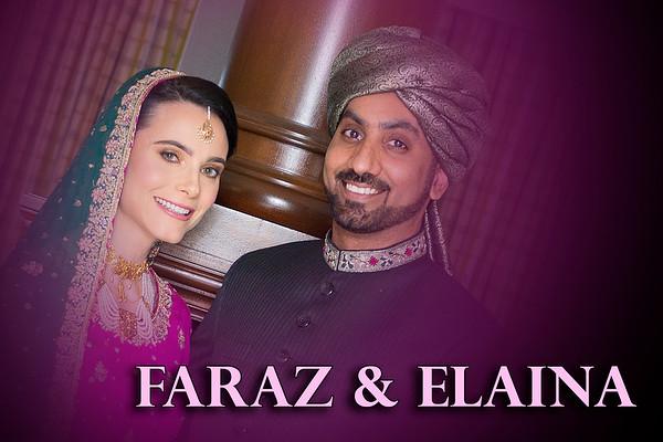 Faraz & Elaina