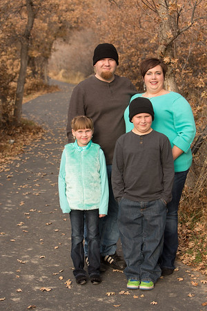 Tara Smith Family 2014