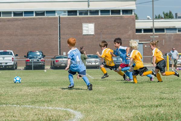 YMCA Soccer 9-22-2012