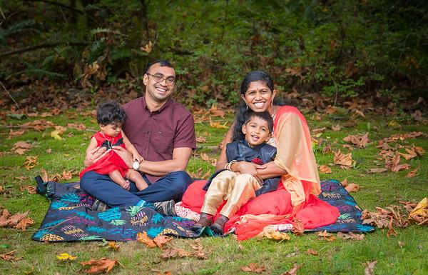 S's Fall family portrait 2018