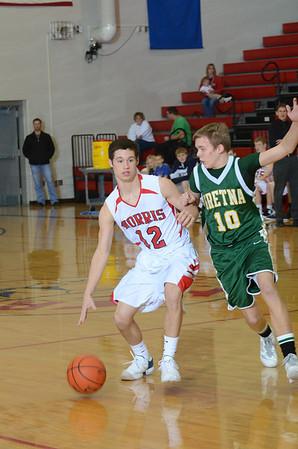 JV Boys Basketball vs Gretna