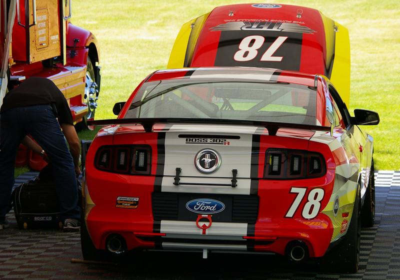 GS-RACERS EDGE MOTORSPORT MUSTANG BOSS 302