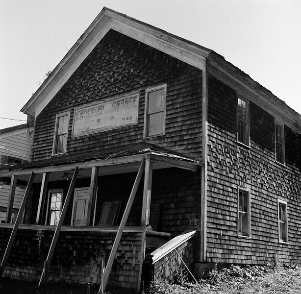 Knoxboro Grange, Knoxboro, NY. October 2014