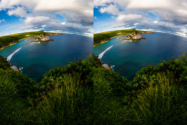 SEPTEMBER 28, 2020: BIRD ISLAND OVERLOOK IN 3D