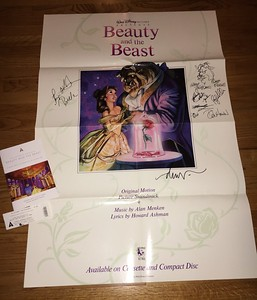 2016 0509 Academy 25th Anniversary Screening of Beauty and the Beast