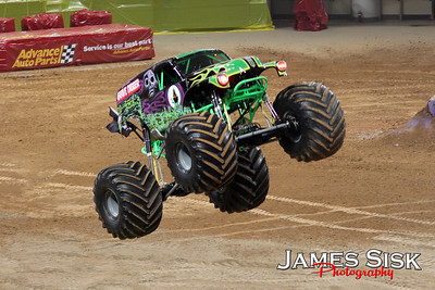Monster Jam St Louis 2011