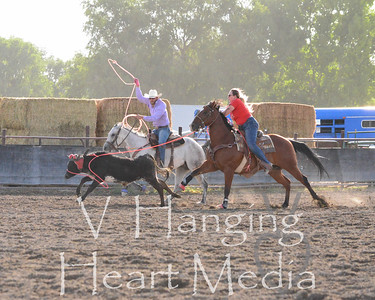 Steele's ACTRA Team Roping - July 24, 2020