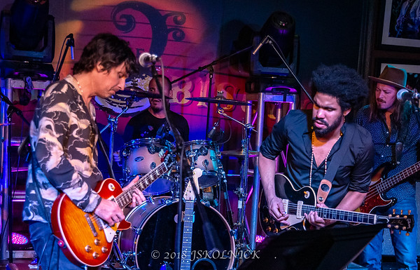 Brothers and Sister Holiday Jam Biscuit 3rd Night NYE Allman Bros Show12.31.18
